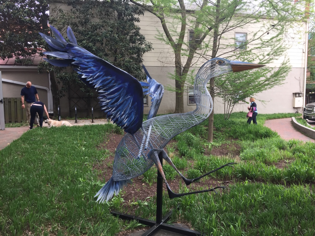 HERON - Welcome Center - Annapolis, MD 2018