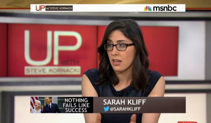 MSNBC's Up with Steve Kornacki