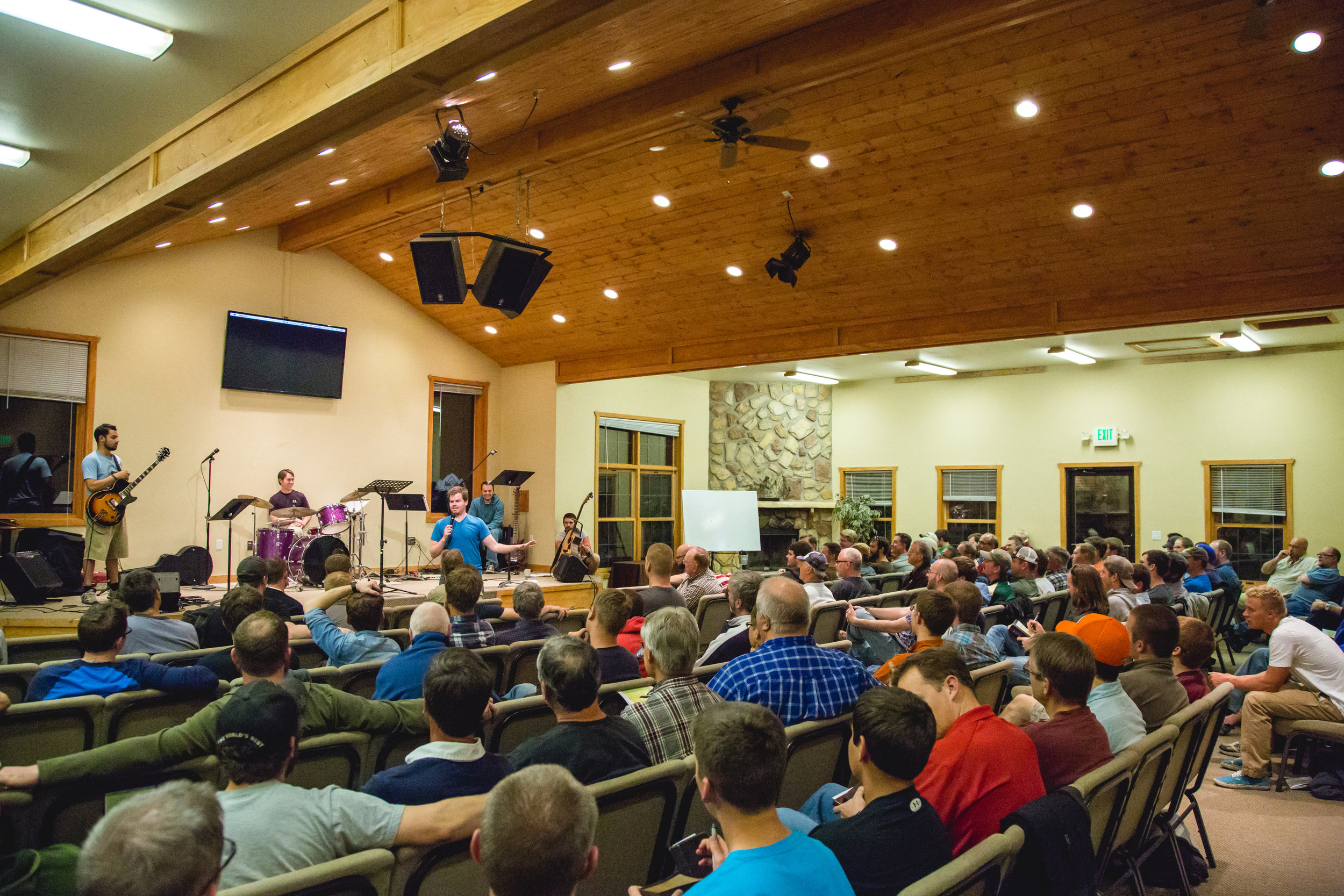 Men's Church Group