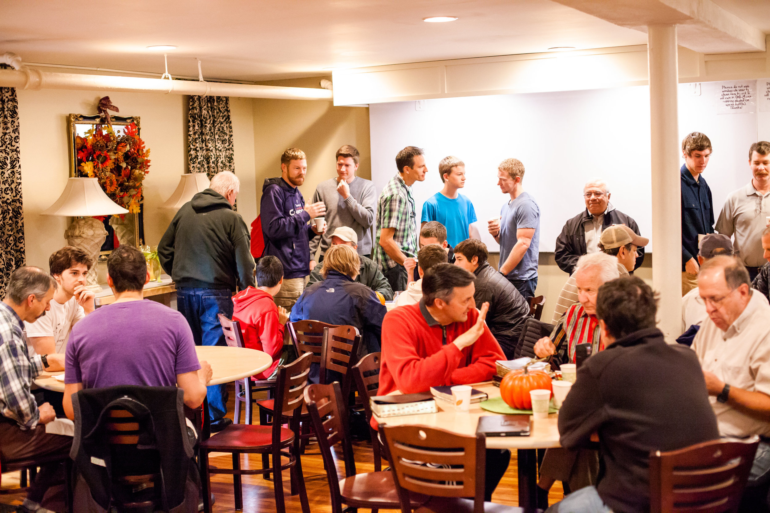 Fort Collins Men's Bible Study