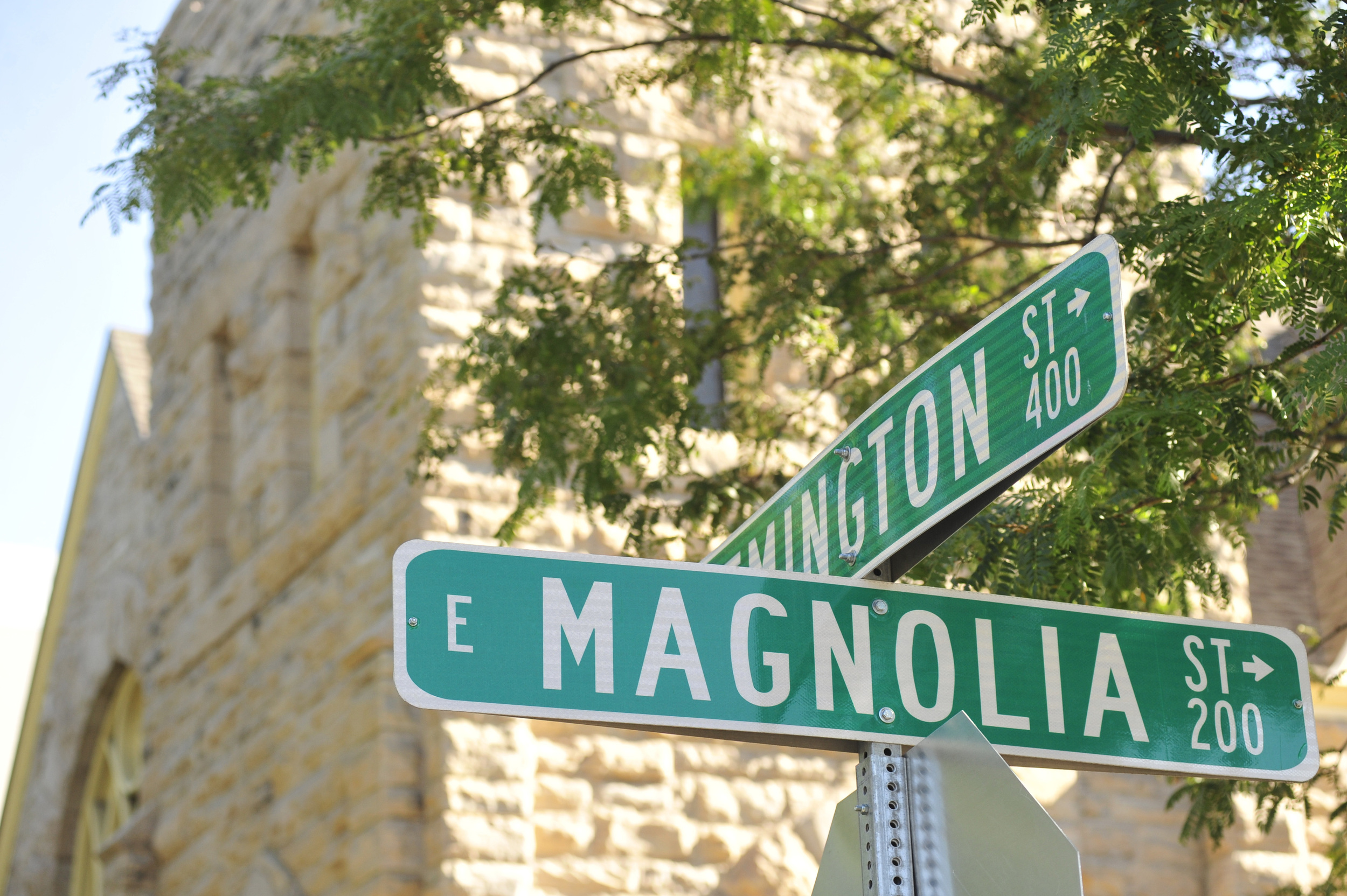 Our current building is locatedat the corner of Remington & Magnolia - inOld Town and near Colorado State University.