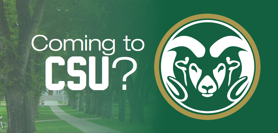Join our college ministry and be part of a christian community this year at CSU.