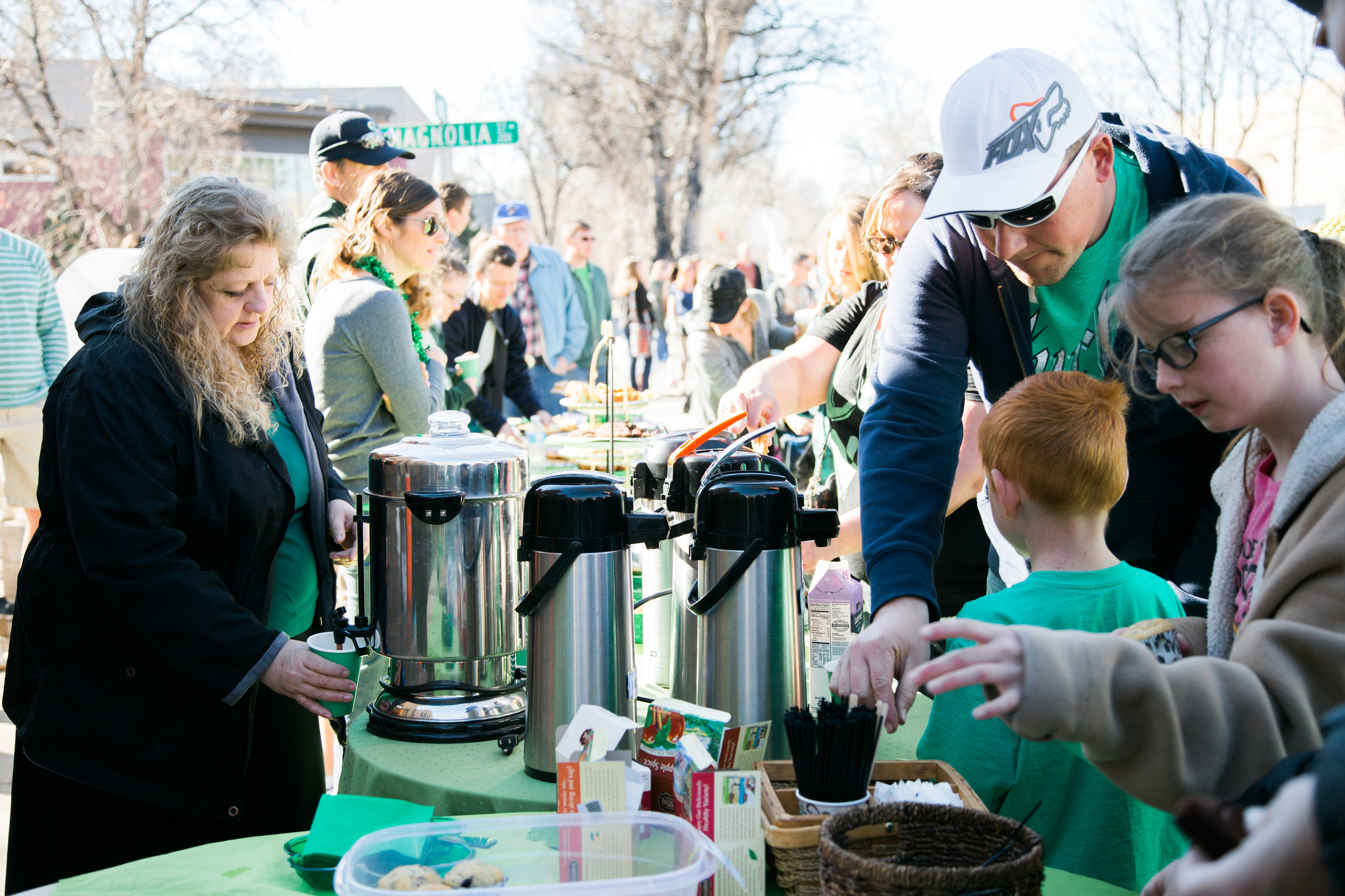 St. Patrick's Day Parade Fort Collins