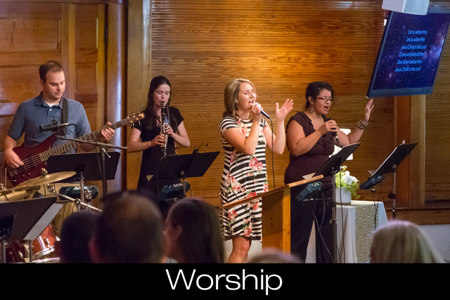 Christian Worship in Fort Collins Church