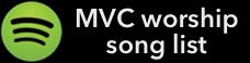 Worship Song List