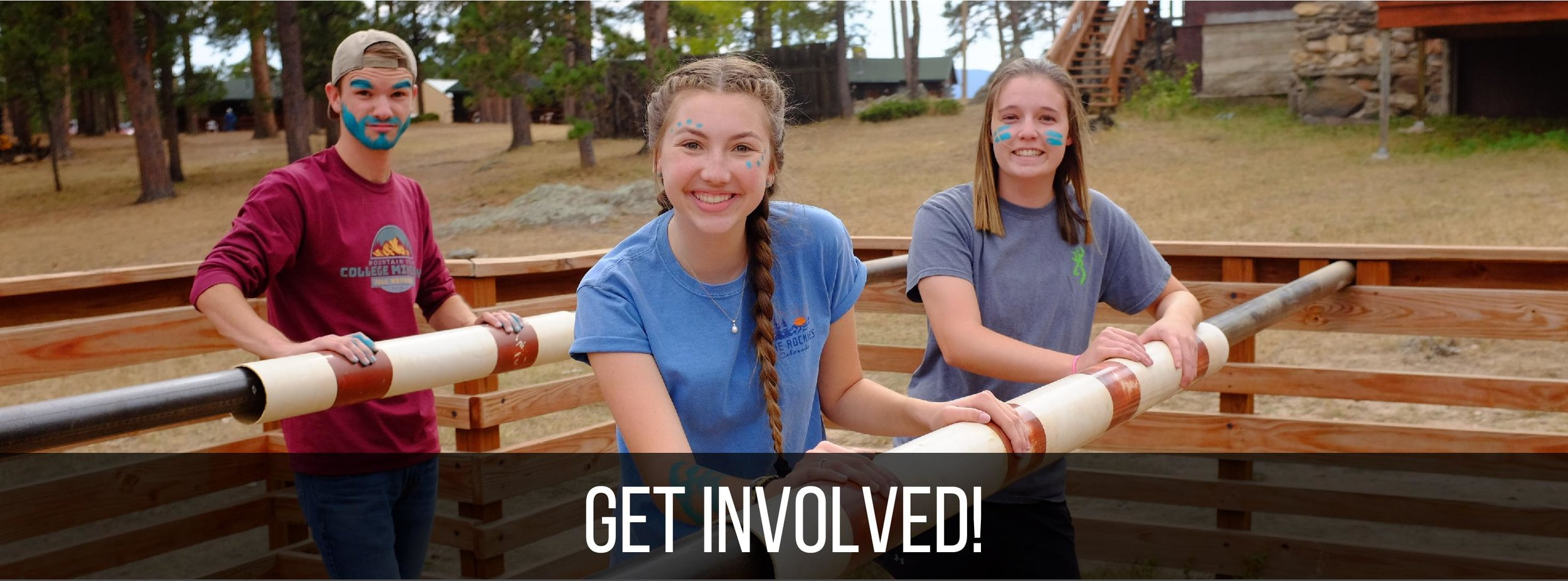 Get Involved in Christian Community