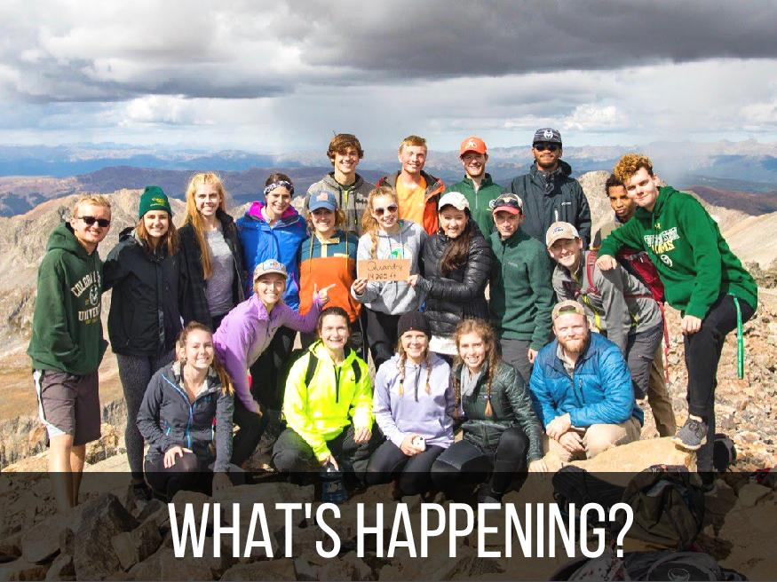 CSU College Group Events | Christian College Group