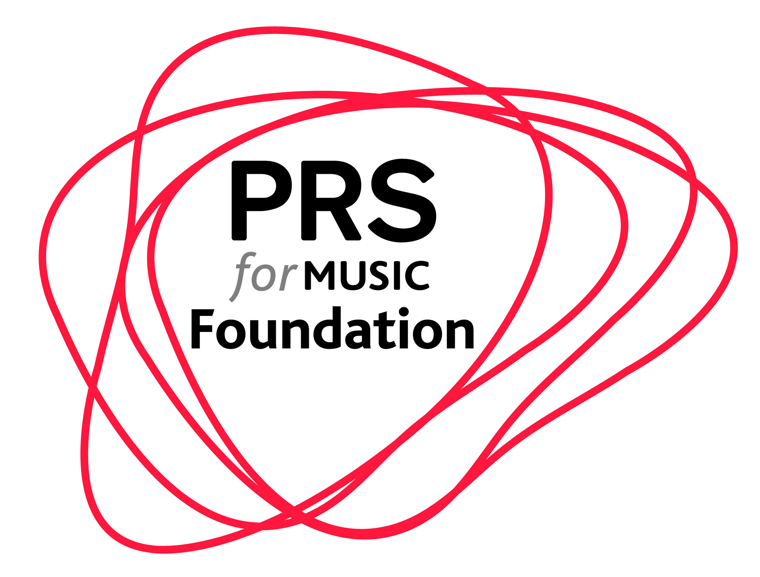 Supported by prs for music foundation