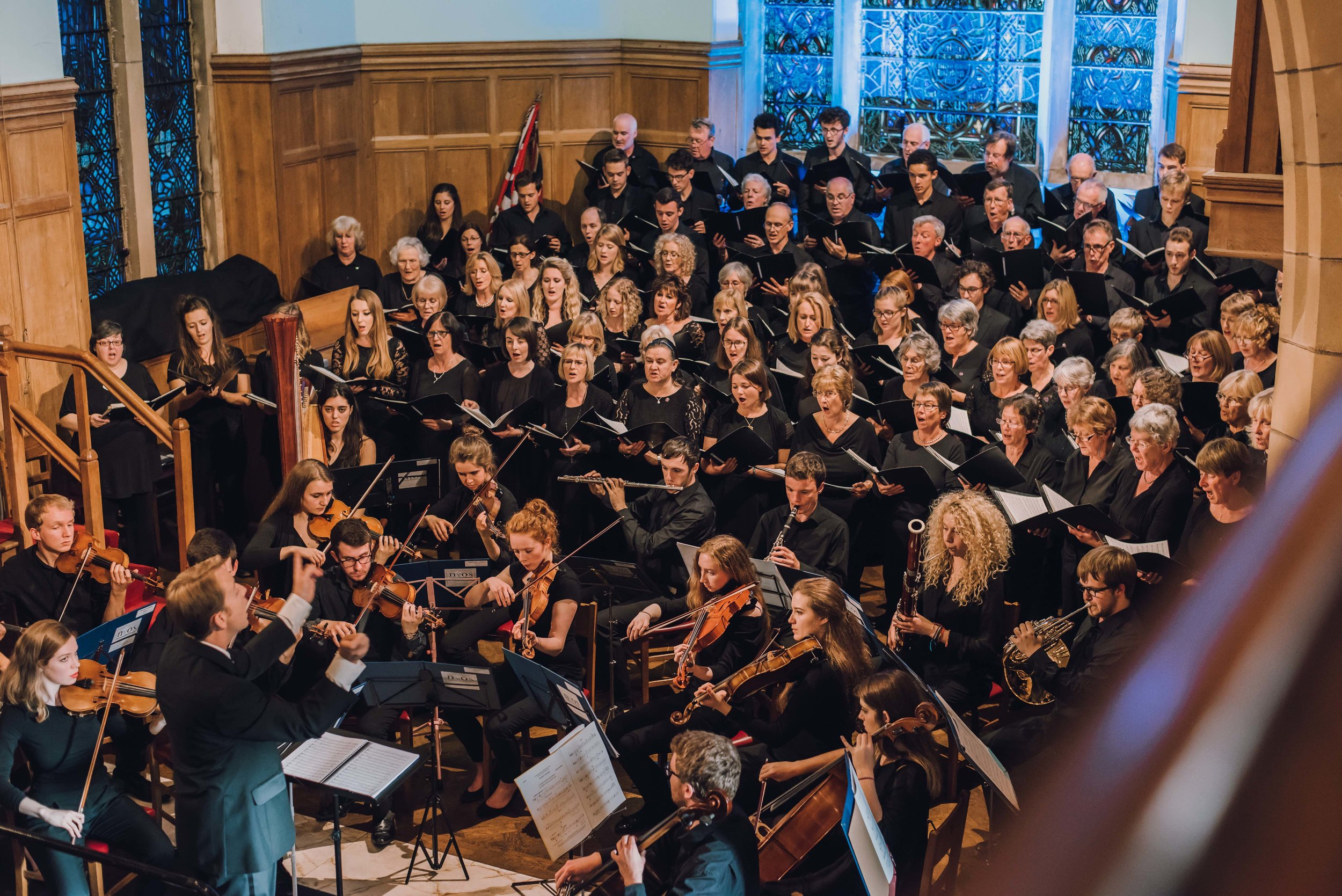 2016 Cumnock Tryst Festival Chorus conducted by Eamonn Dougan. photo Mihaela Bodlovic (2).jpg