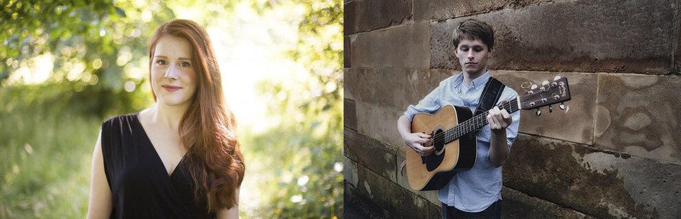 Hannah Rarity & Luc McNally
