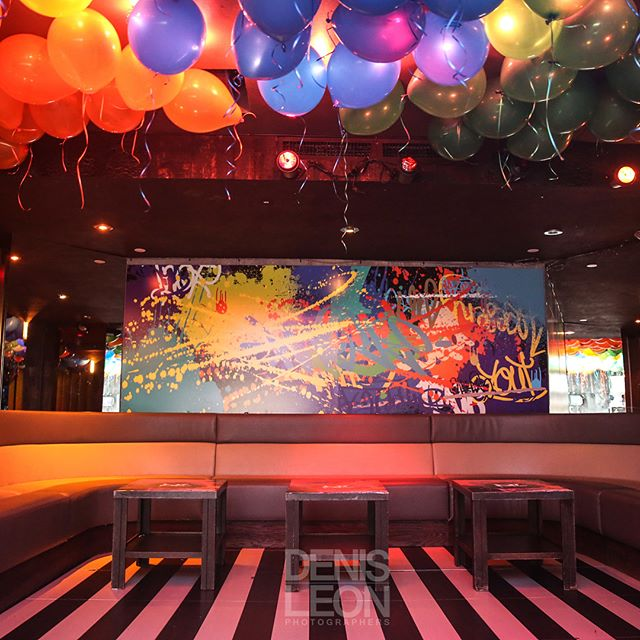 Had a blast working with @adinevents last month on the total takeover of @uadnyc for this extraordinary Bar Mitzvah!