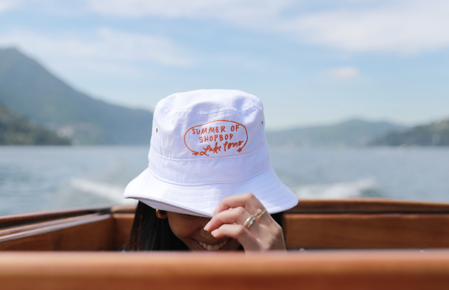 Check out these bucket hats we put together for ShopBop!