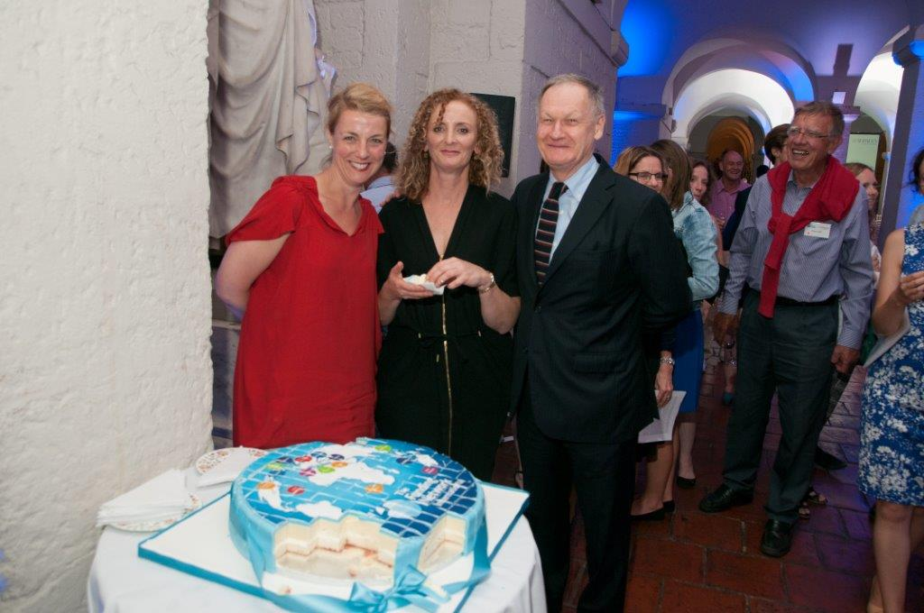 TFN Crypt Cake. Eugenie Harvey. Dr F Mulder. Hilary Sumpter.jpg
