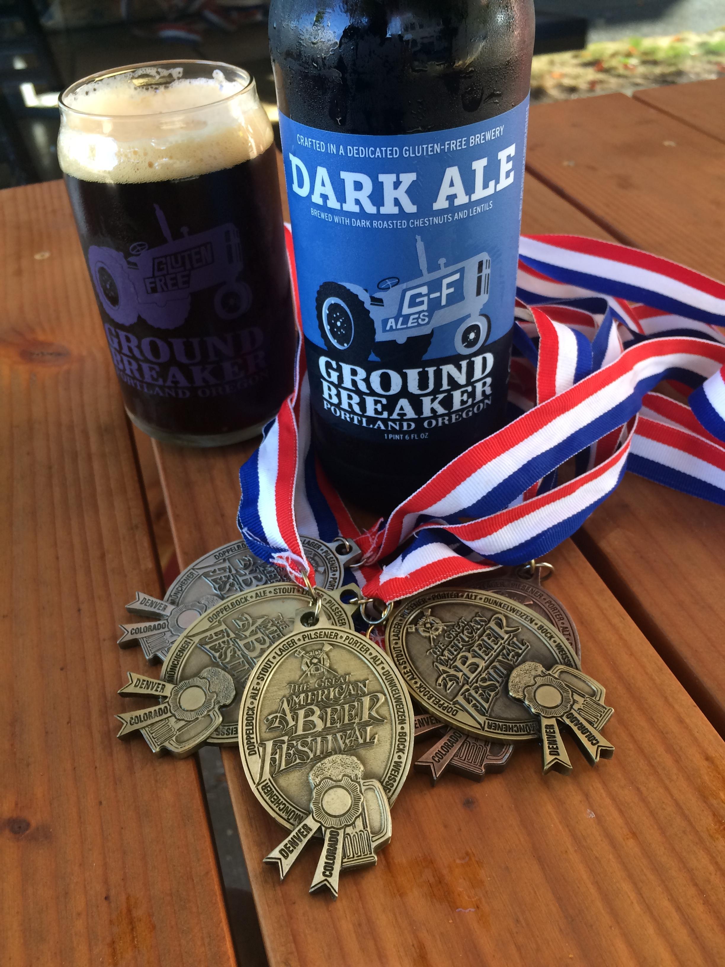 2017 GABF GF Beer Gold Medal