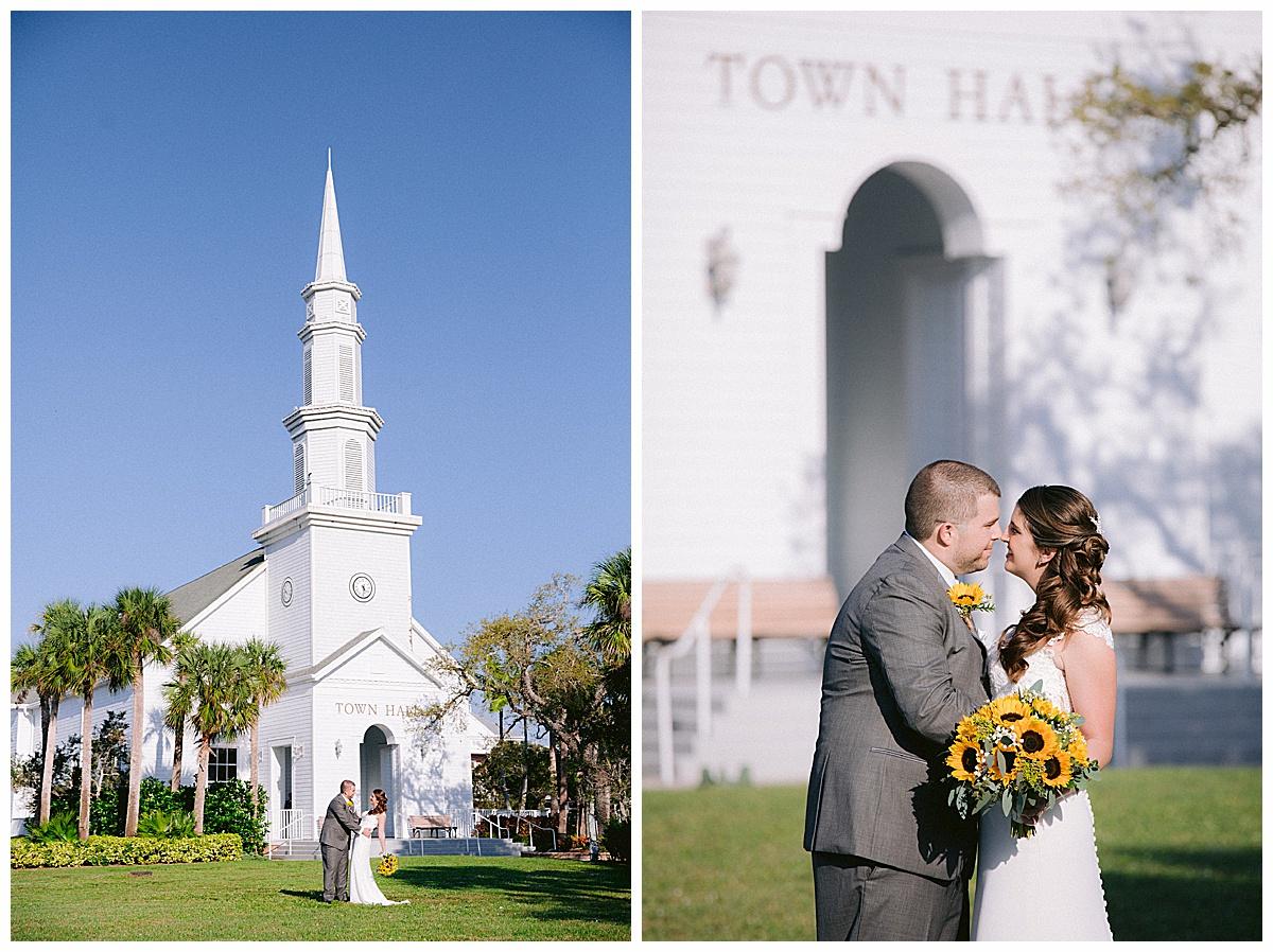 Tradition Town Hall Wedding Location