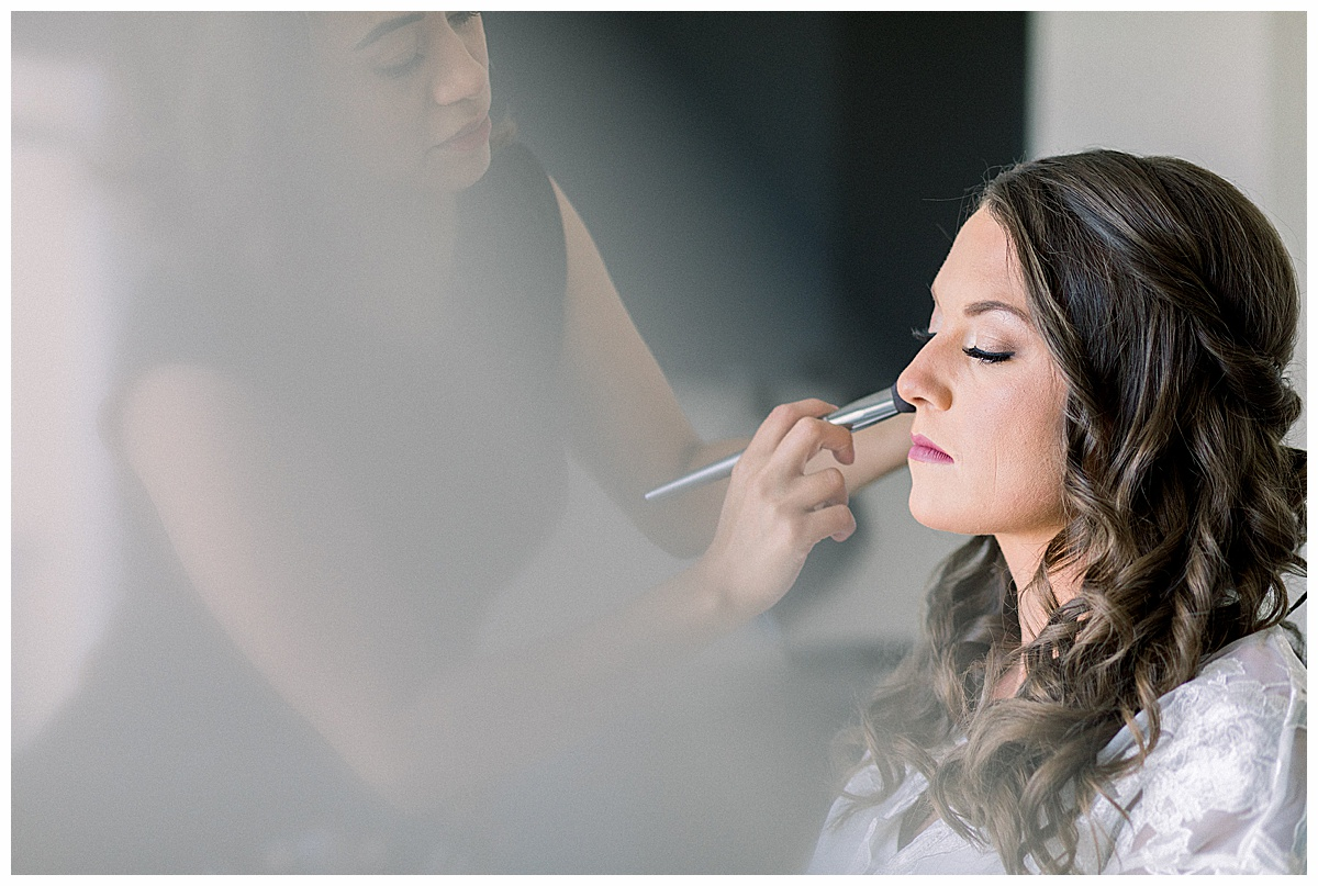 Makeup application by Beauty by VM   Hutchinson Shores Resort and Spa