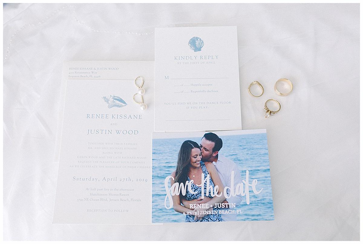 Hutchinson Shores Resort + Spa   Invitations