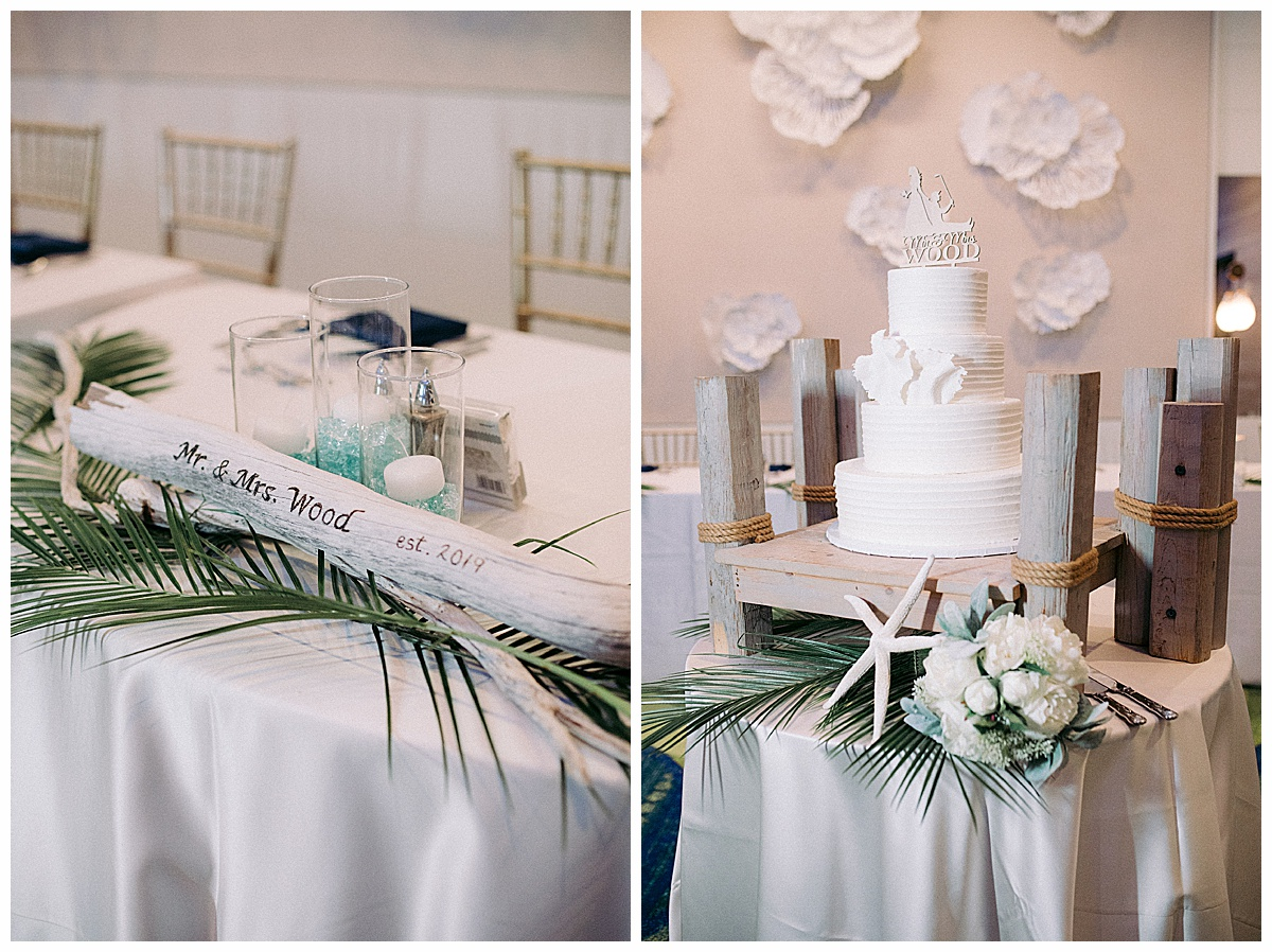 Hutchinson Shores Resort and Spa Wedding Ballroom