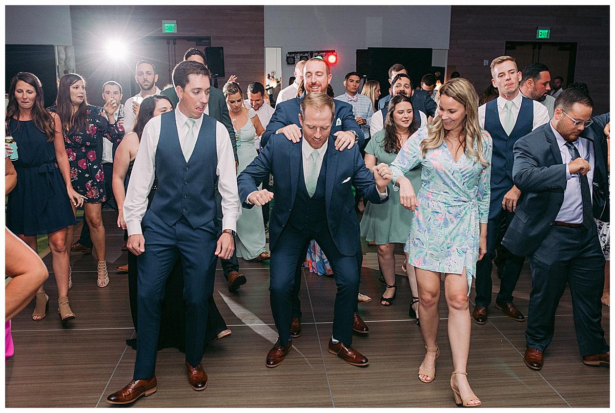 Hutchinson Shores Resort and Spa Wedding photos