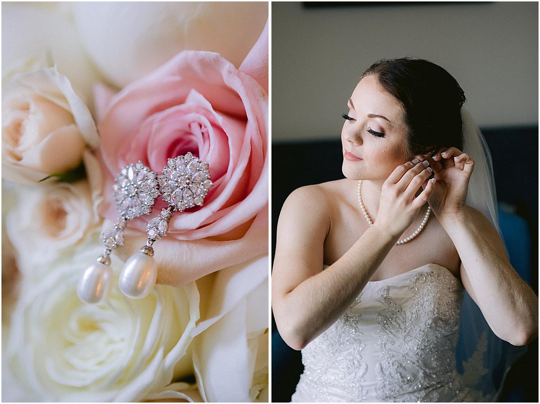 Wedding photographer in Stuart, bridal preparation