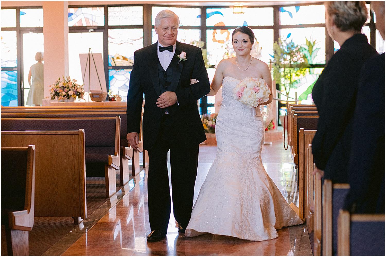 Holy redeemer wedding ceremony