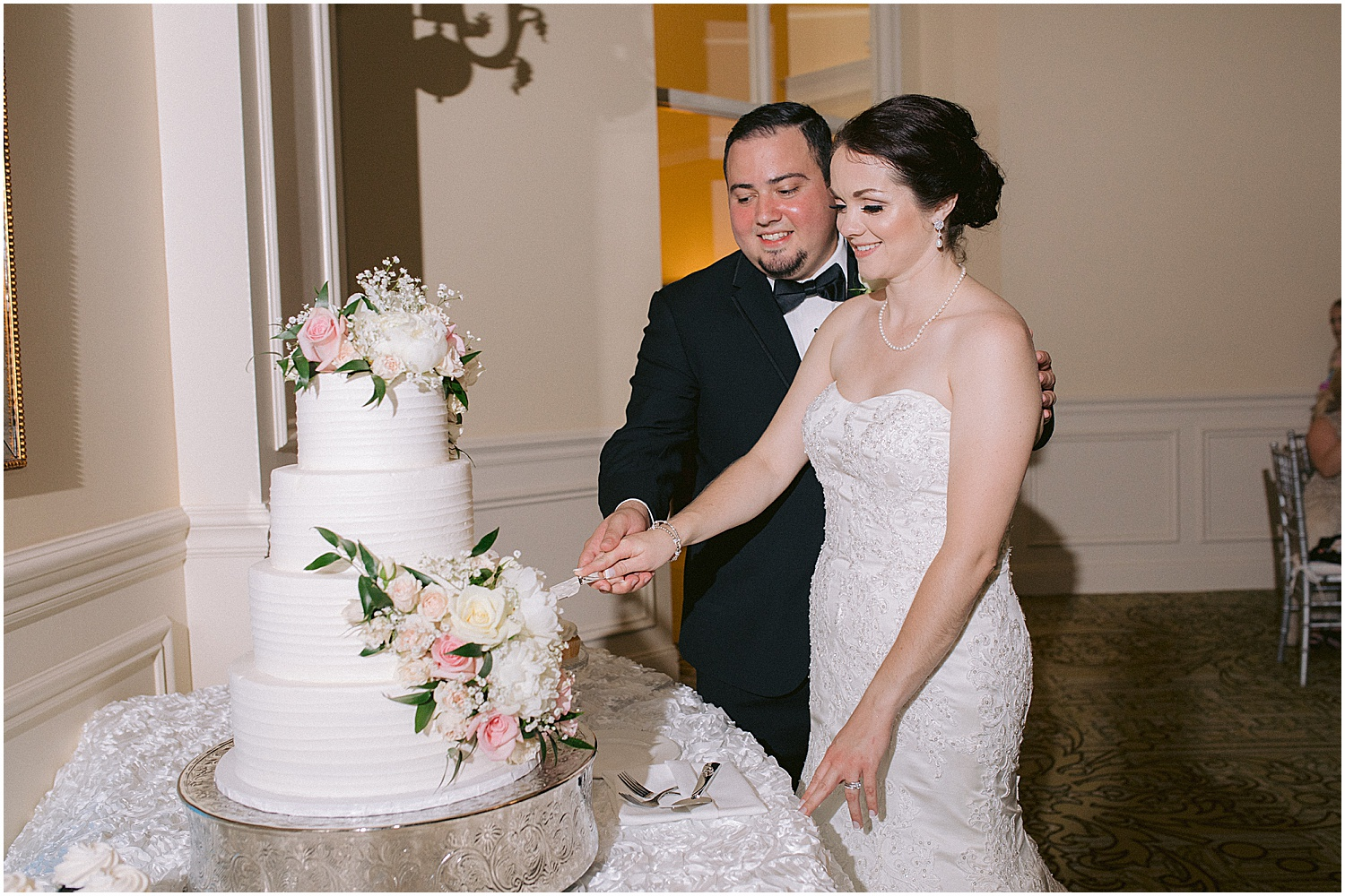 Cake by Sweet Tiers at Willoughby Golf Club