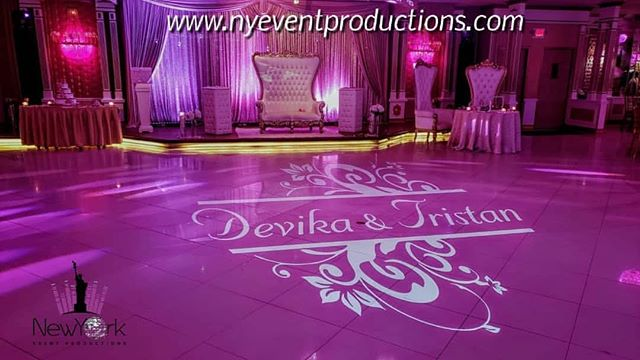 It was a pleasure and a privilege to work alongside these guys . Amazing production. Event design and music Congratulations to Devika & Tristan!  www.nyeventproductions.com  Venue: @leonardspalazzo555 DJ: @djspeede MC: @dashramos from @genesiseventsny DJ gear/sound: @nyeventproductions via @_djjaynyc Dry Ice/sparklers/monogram/lighting: @nyeventproductions  #wedding #weddingdress #weddingday #weddingphotography #weddings #weddingphotographer #weddinginspiration #weddingplanner #weddingideas #weddingphoto #weddingdecor #weddingparty #weddingplanning #weddingcake #weddingmakeup #weddinggown #weddinghair #weddingseason #weddinginspo #weddingstyle #weddingflowers #weddingring #weddingdetails #weddingtime #weddinggift #weddingblog #weddingfun #weddingku #weddingreception #weddingphotos