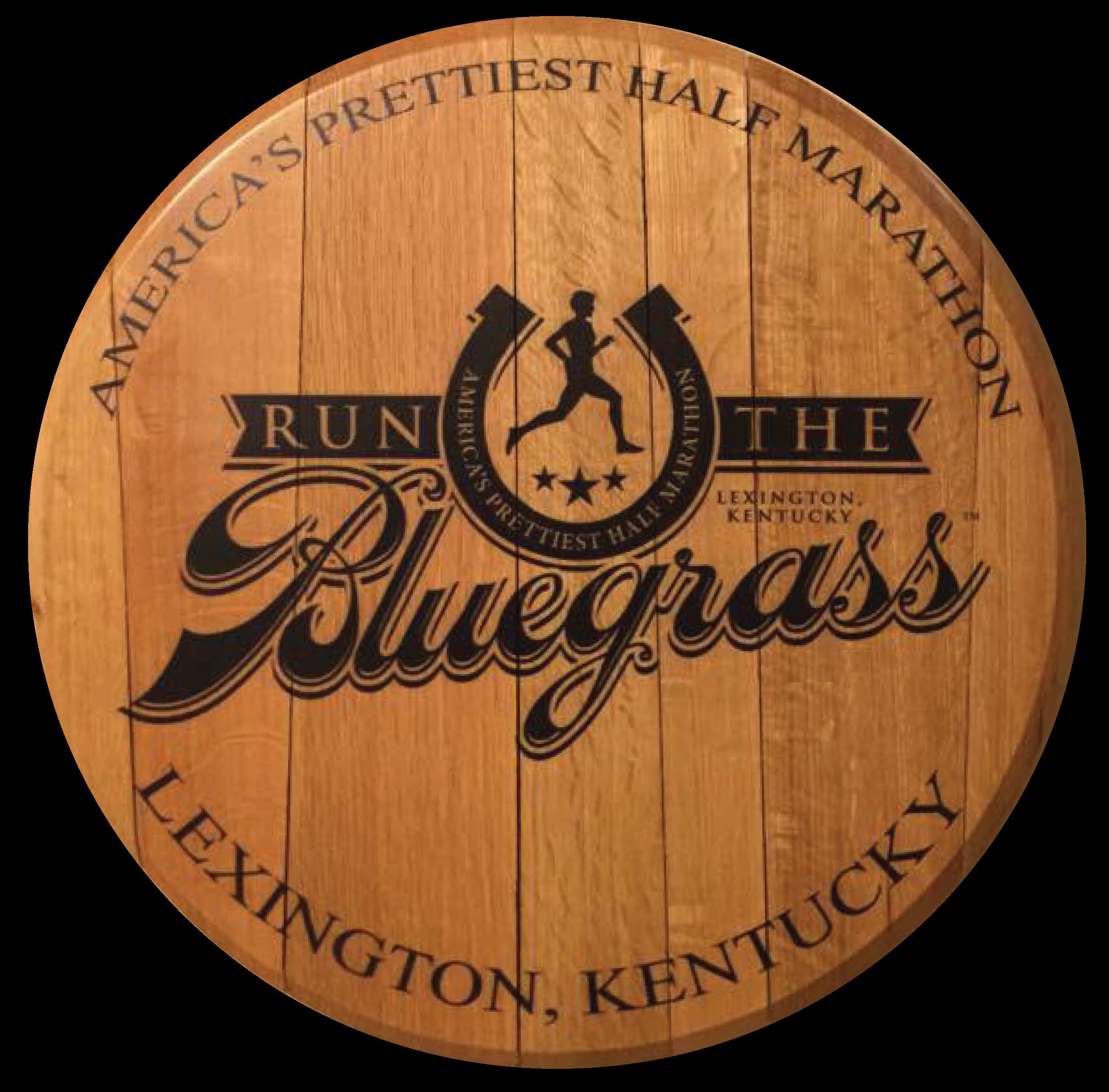 RunTheBluegrass Barrel Head