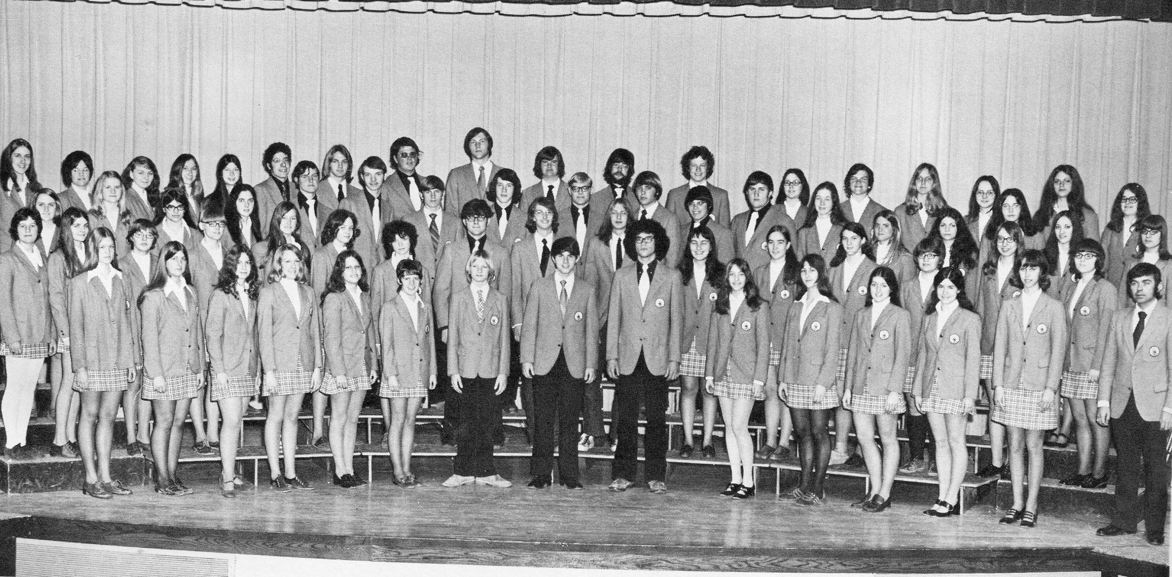 1972 Chorus