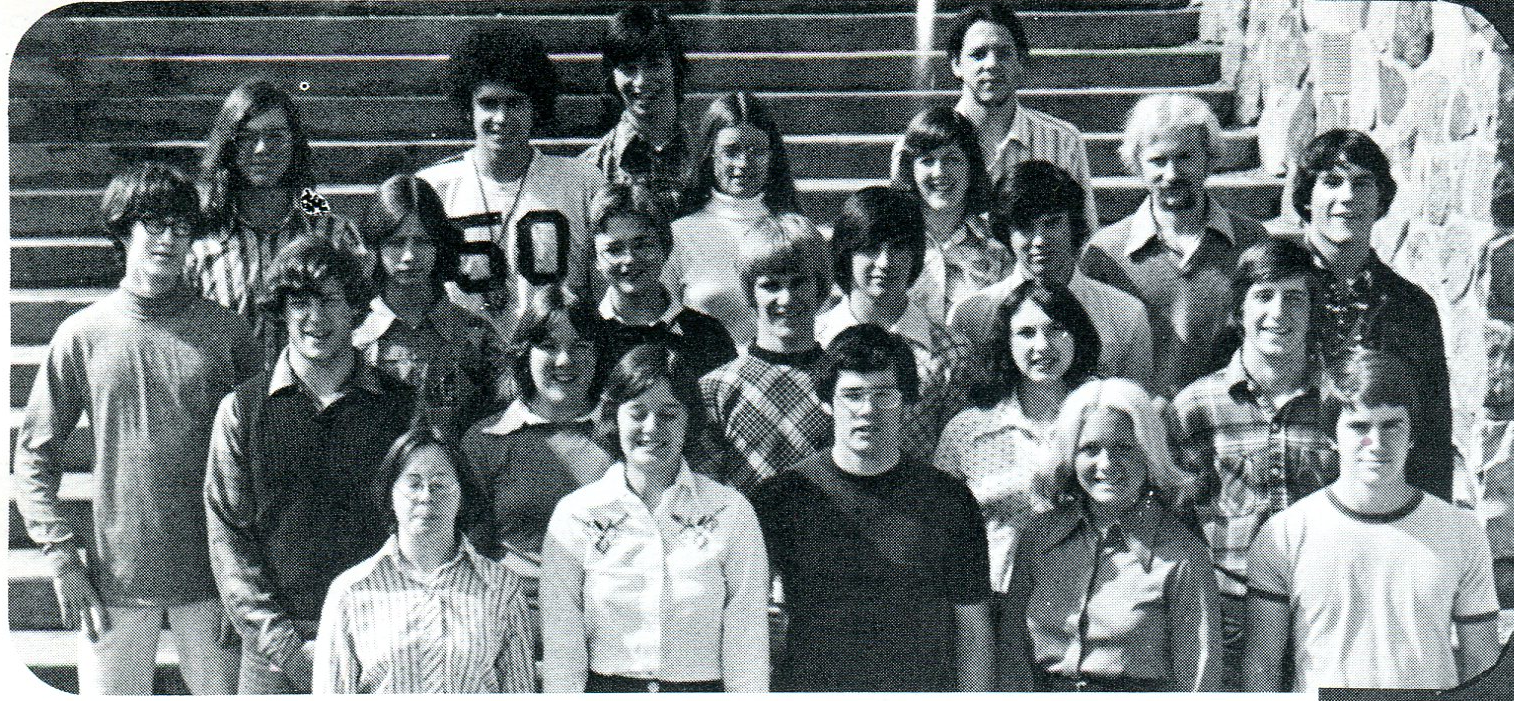 1975 Swing Choir