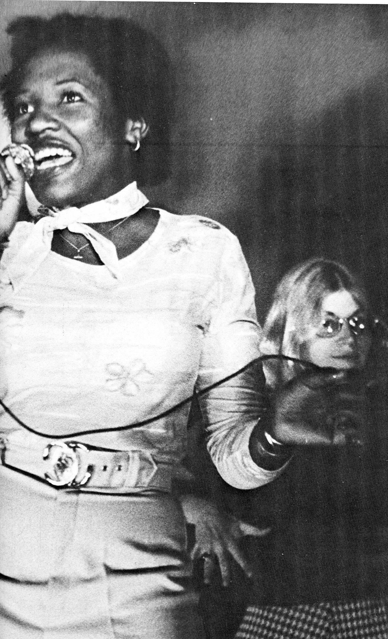 1976 Choir Performance