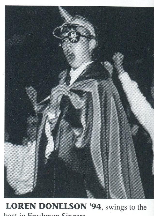 1991 Freshman Singer