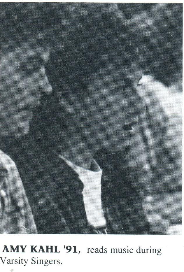 1991 Varsity Singers