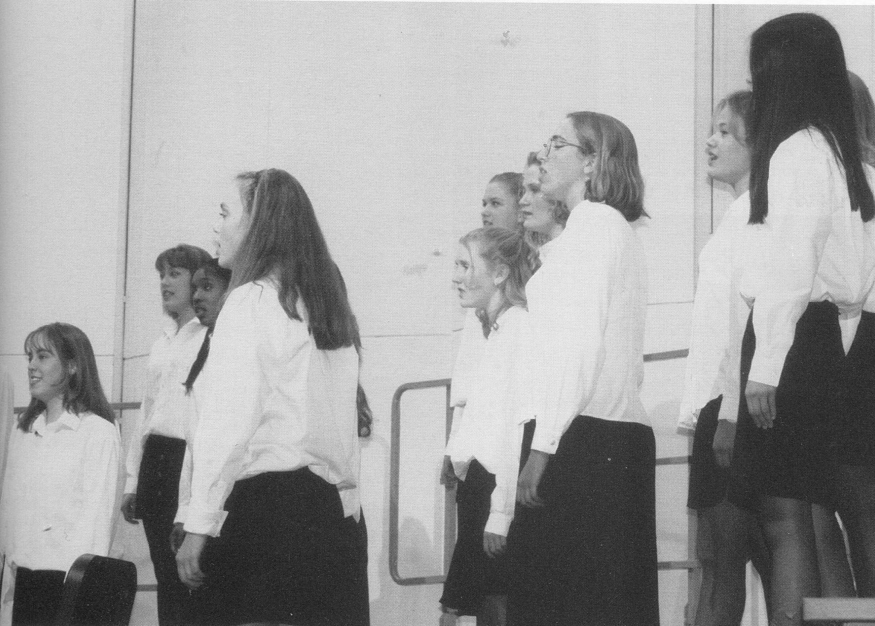 1998 Sophomore Singers