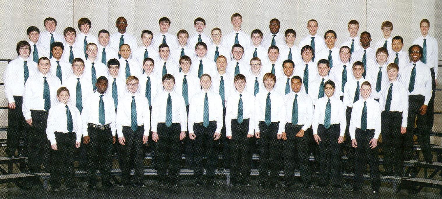 2013 Bass Choir