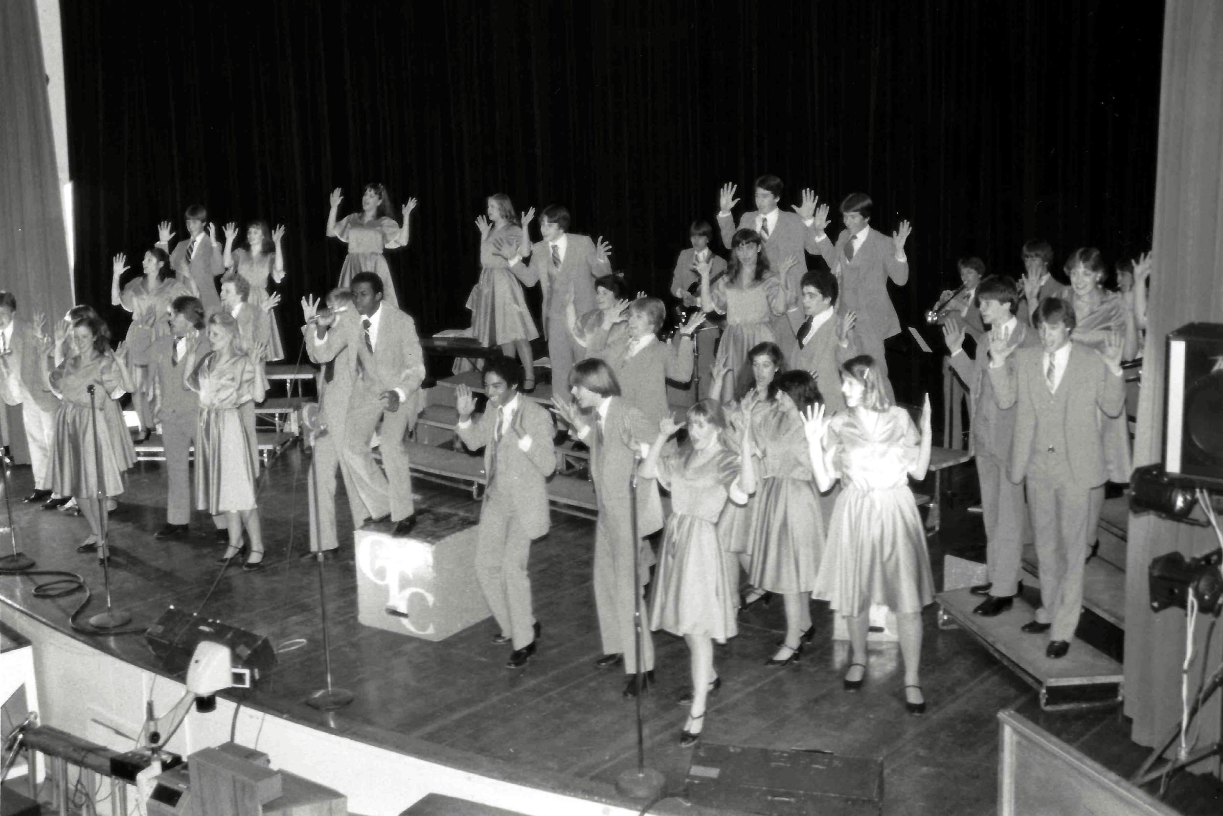 1968 West High Glee Club