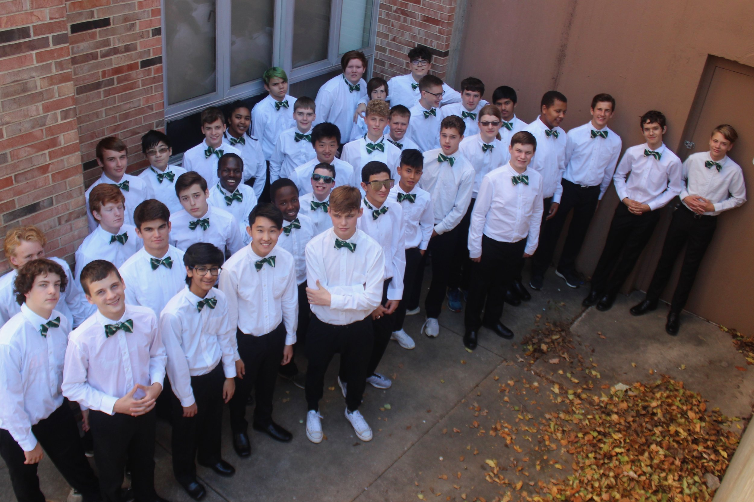 Bass Choir 2019