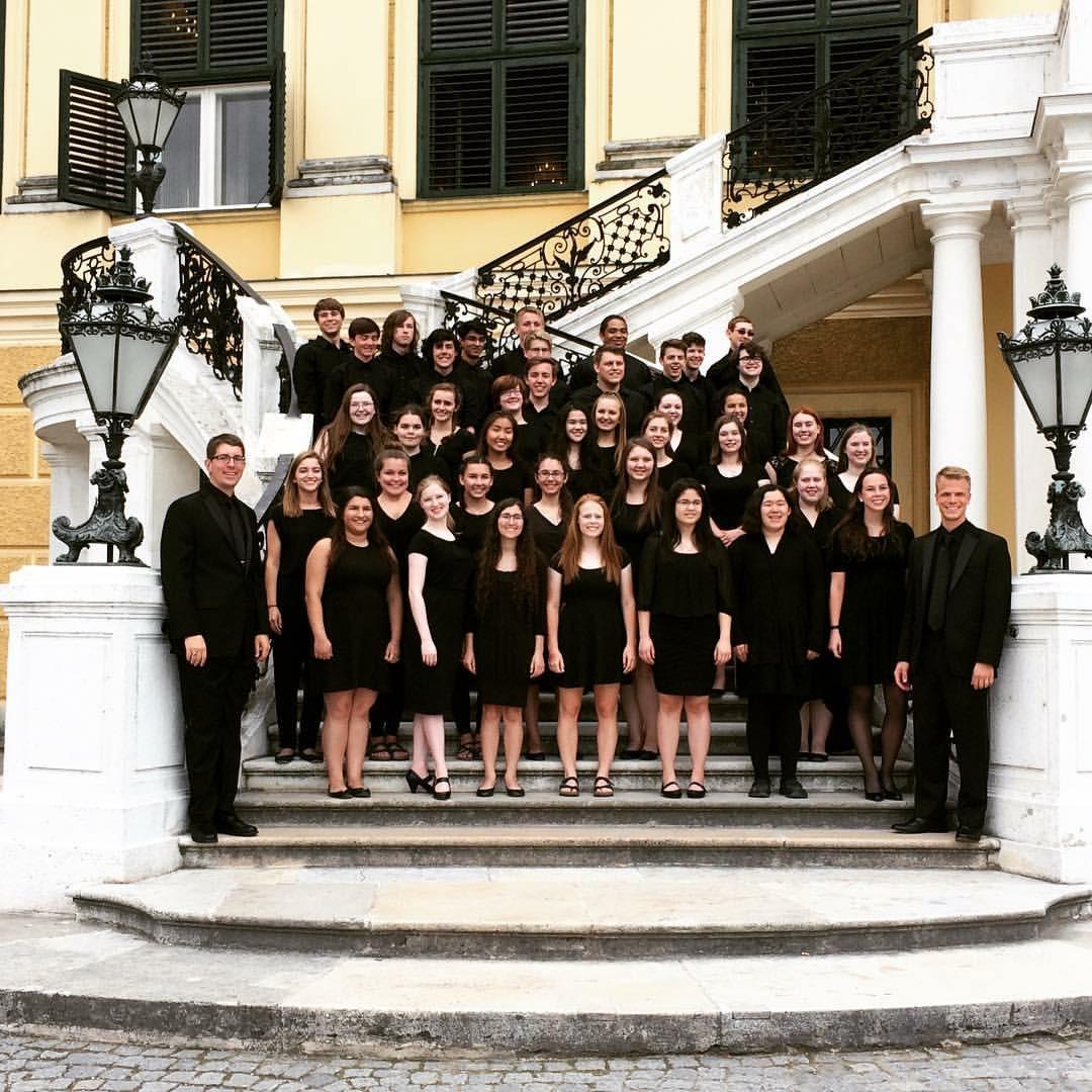 International Tour 2018 - Germany, Austria & Czech Republic Schönbrunn Palace, Austria