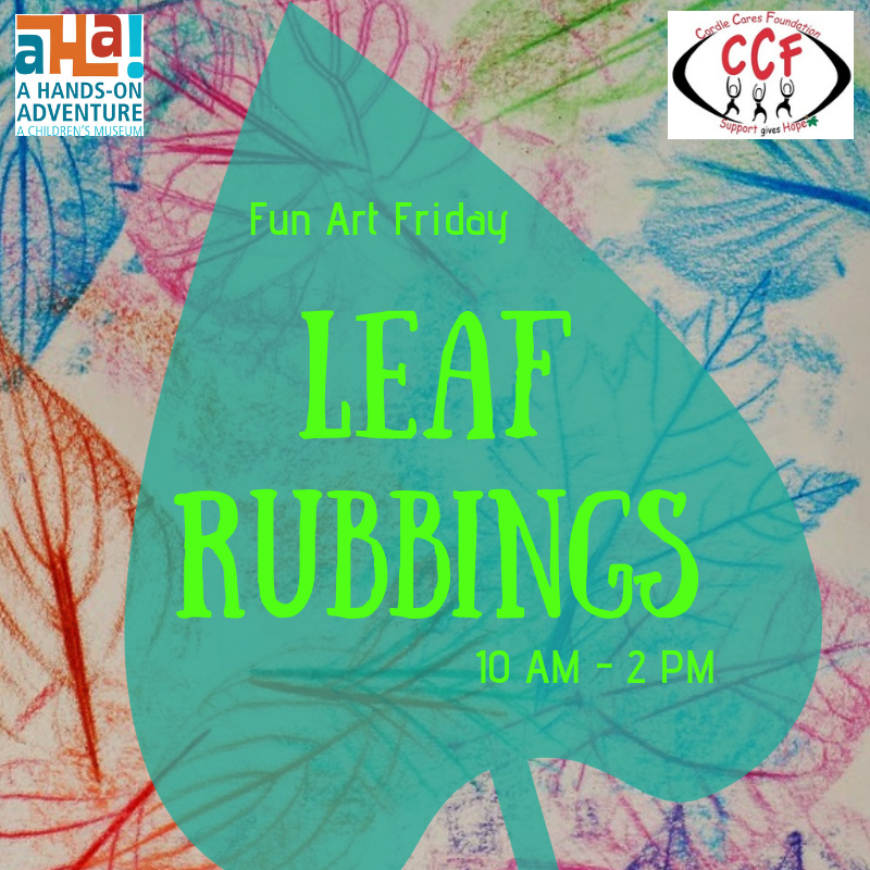 Fun Art Friday Leaf Rubbings.png