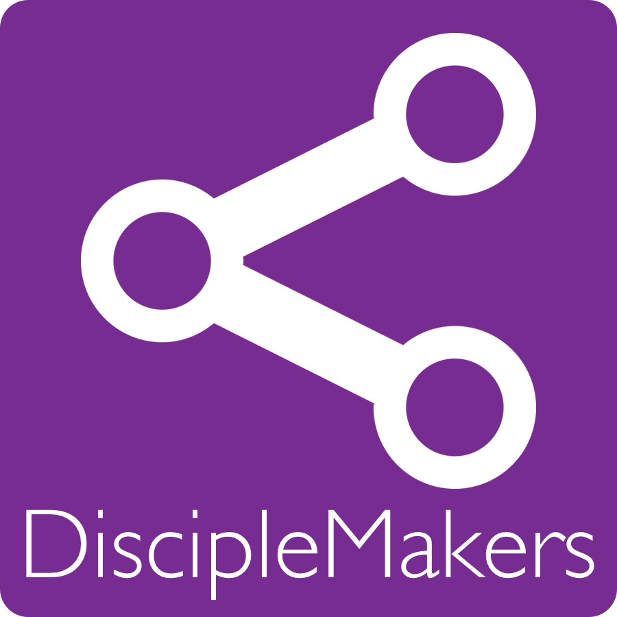 DiscipleMakers     equips disciples to go and make disciples as they study G od's Word with seekers