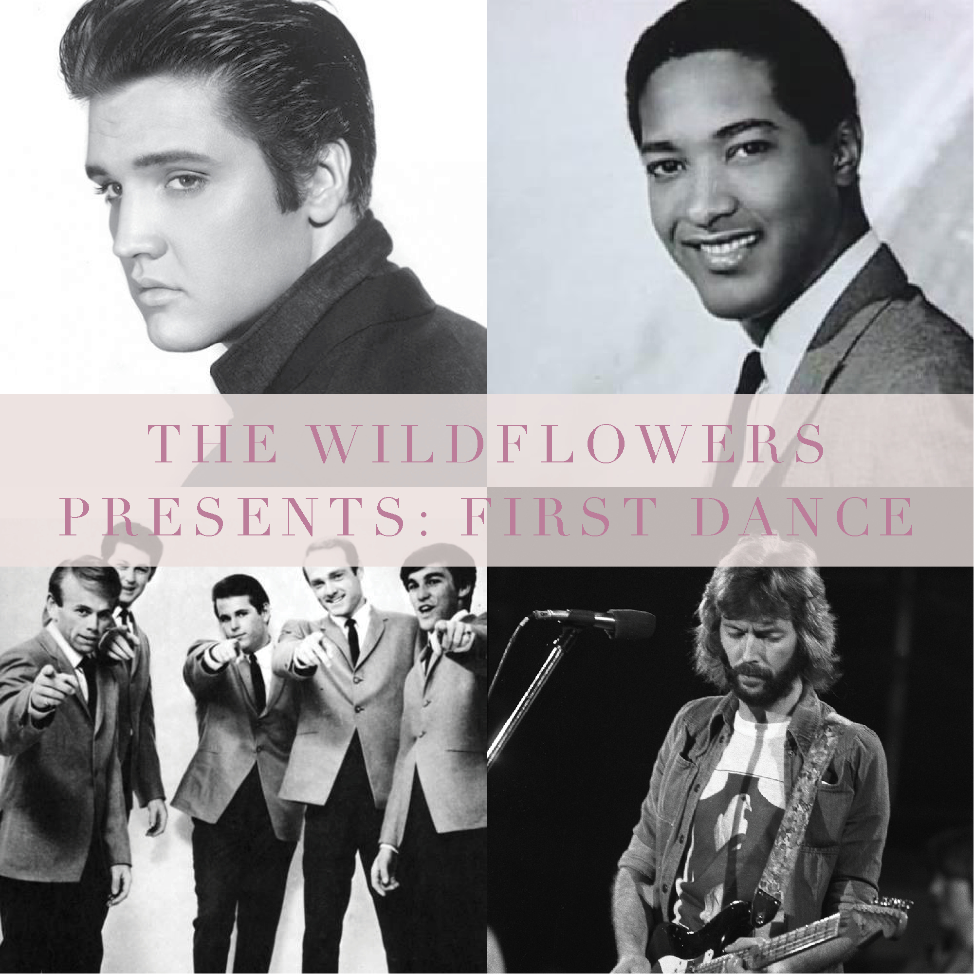 The Cool Bride's Guide to Wedding Music: First Dance by The Wildflowers | follow us on instagram: @ thewildflowers_com