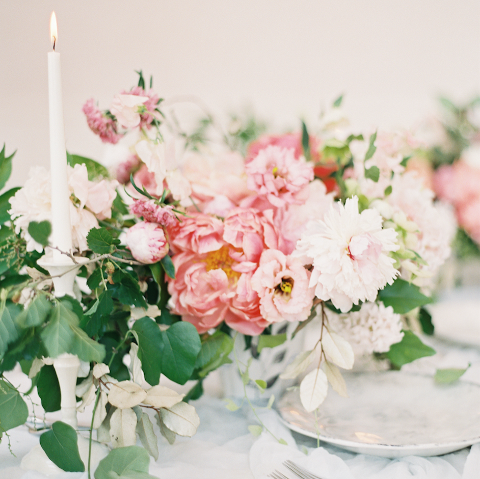 Grace Kelly inspired wedding featured in   Style Me Pretty