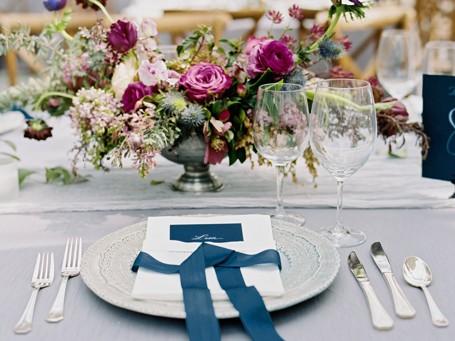 Samantha and Michael's San Antonio wedding featured on   Style Me Pretty