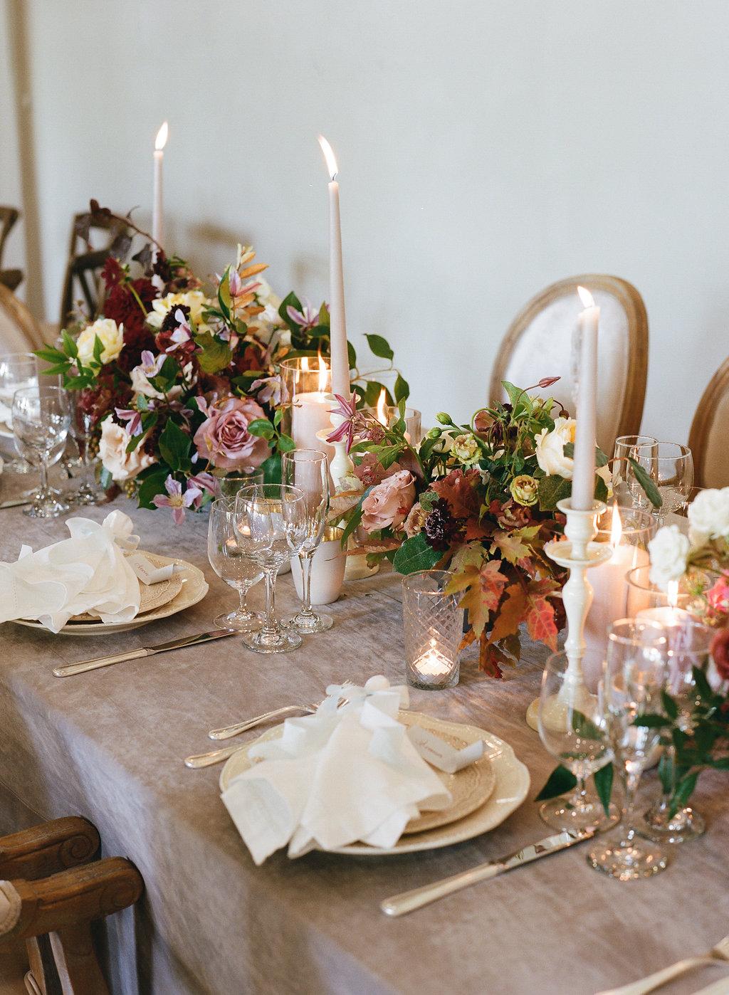 Chinese-American summer-to-fall wedding featured in   Martha Stewart Weddings
