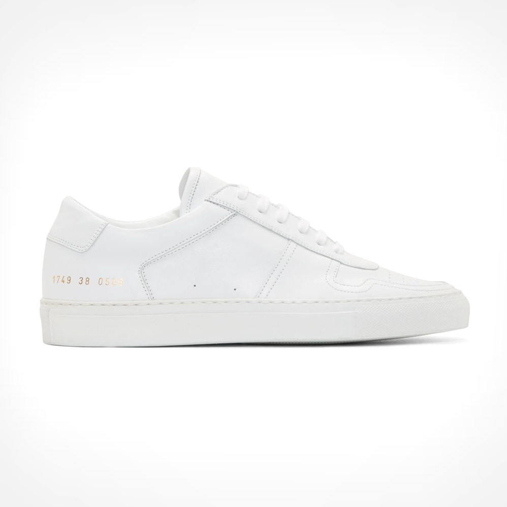 Common Projects, Basketball Sneaker - $475