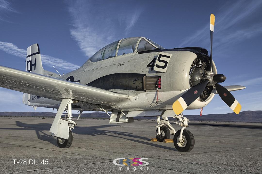 T-28 DH 45