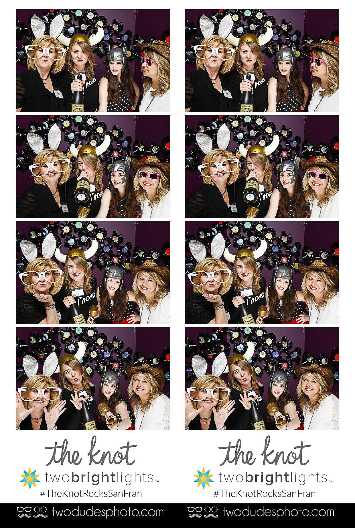 Photobooth fun;  photovia Two Dudes Photo