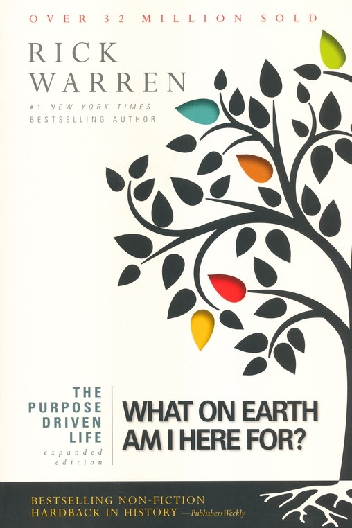 For New Christians - The Purpose Driven Life