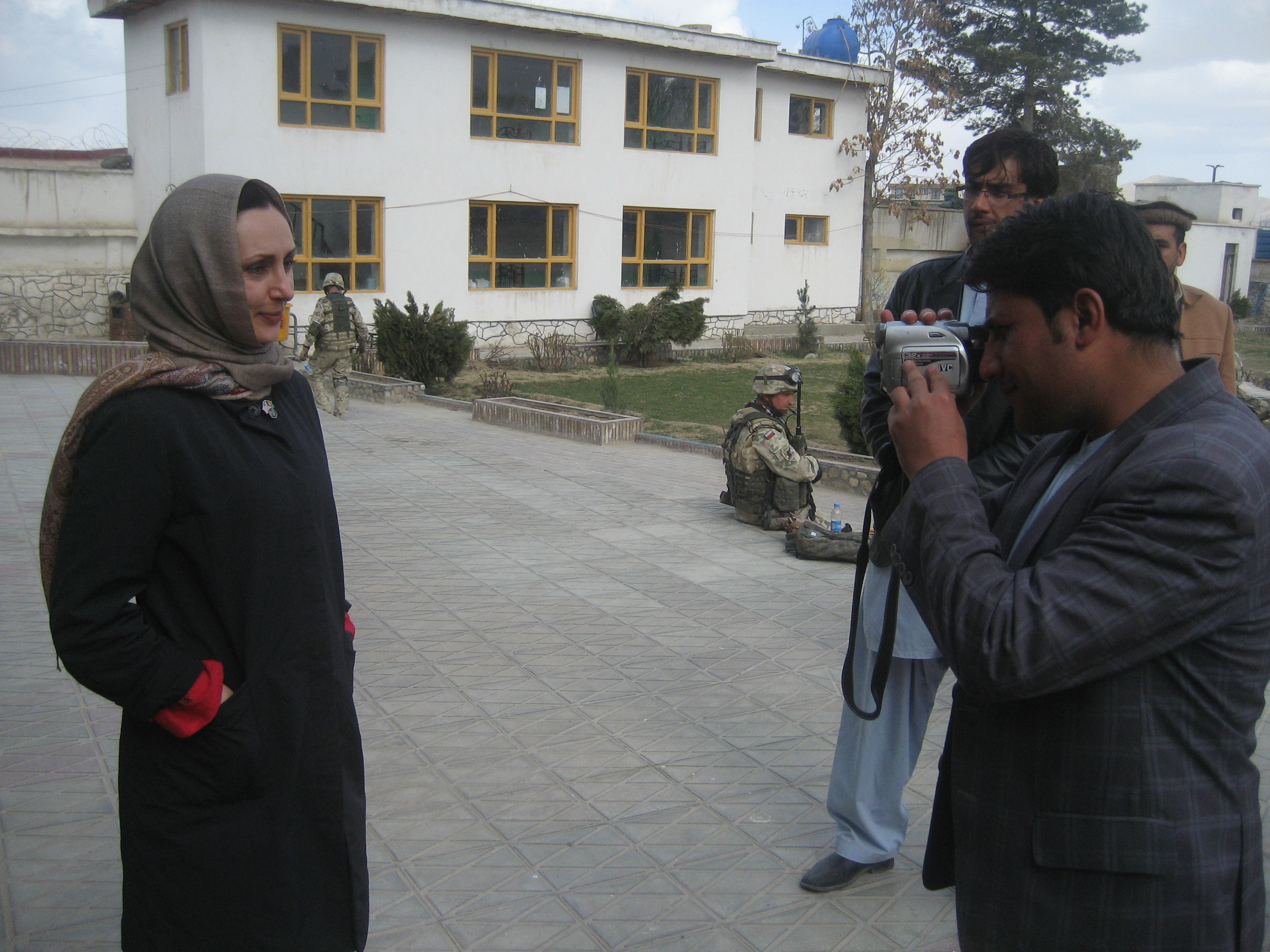 Governor's Compound—Ghazni, Afghanistan