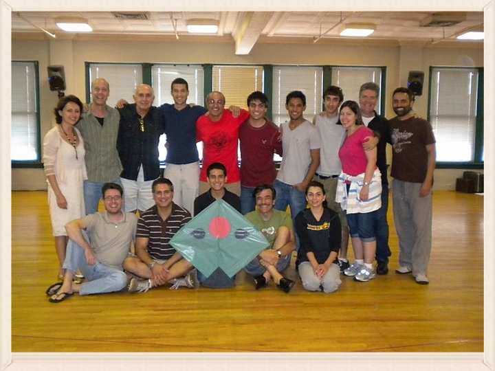 Actors Theater Louisville, Cast of The Kite Runner Play
